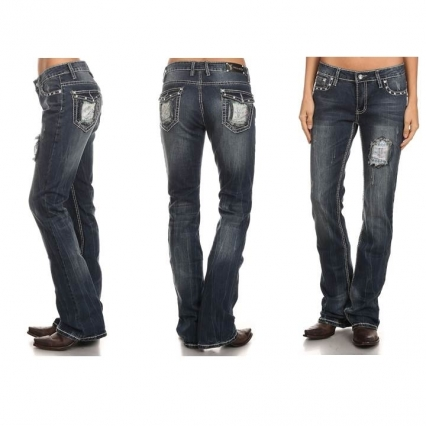 EIW Boot Cut Junior Jeans
