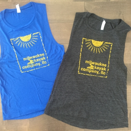 CHARCOAL BLACK TANK - Milwaukee Kayak Company