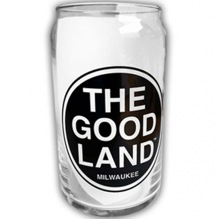 Good Land Soda Glass