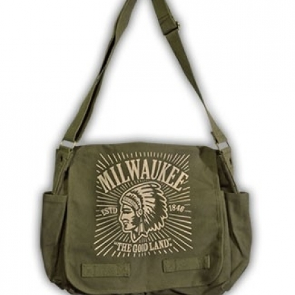 Sunburst Messnger Bag
