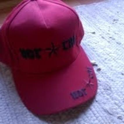 Lot of 2 baseball caps, norcal