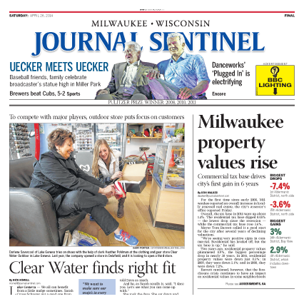 Journal Sentinel - Daily