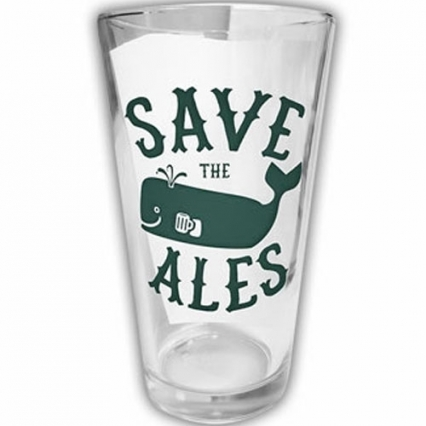 Save the Ales Pint