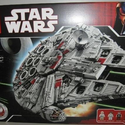 Lego Star Wars Ultimate Collector S Millennium Falcon 10179