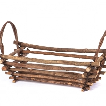 Primitive Twig Serving Tray