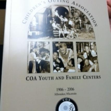 COA History Book