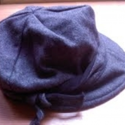 Wool gap cap