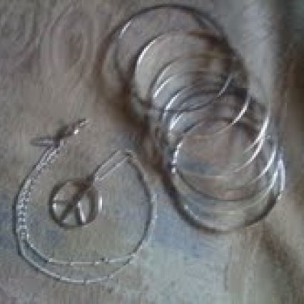 Aeropostal peace jewelry