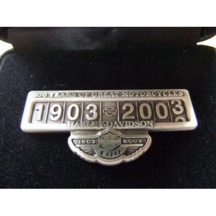 Harley-Davidson 100th Anniversary Collector's Pin