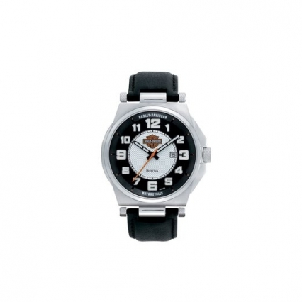 Harley-Davidson Bulova Men's Watch