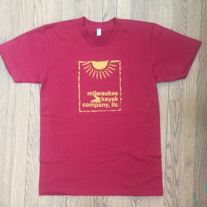 CRANBERRY tshirt - Milwaukee Kayak Company