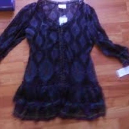 Women's cami top, size 8