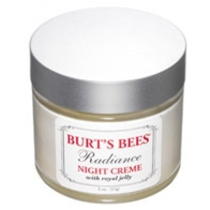 Radiance Night Cream, Burt's bees